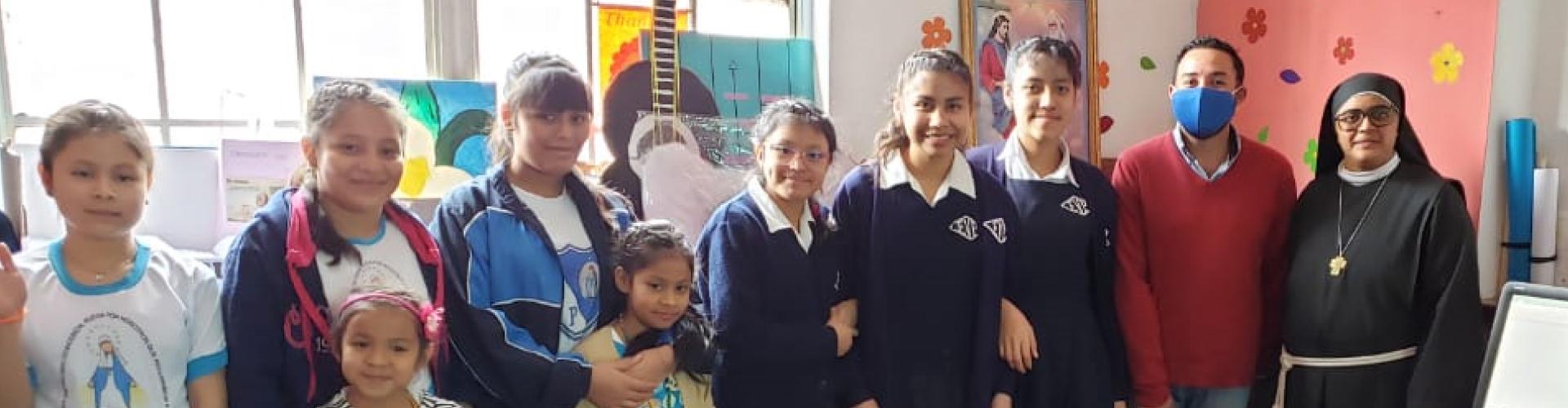 Donación para pago de Agua Potable casa hogar Niño de la Demanda
